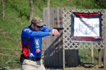 Competition - Stance, grip, sights alignment, and trigger control are vital