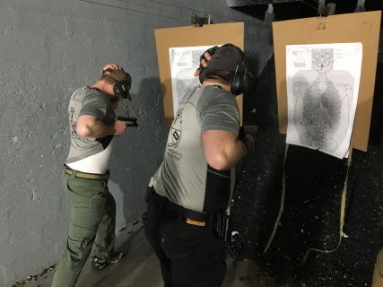 Hammering the target ECQ style